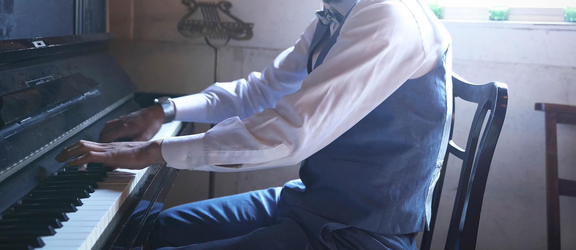 ジャズピアノ科のレッスン画像